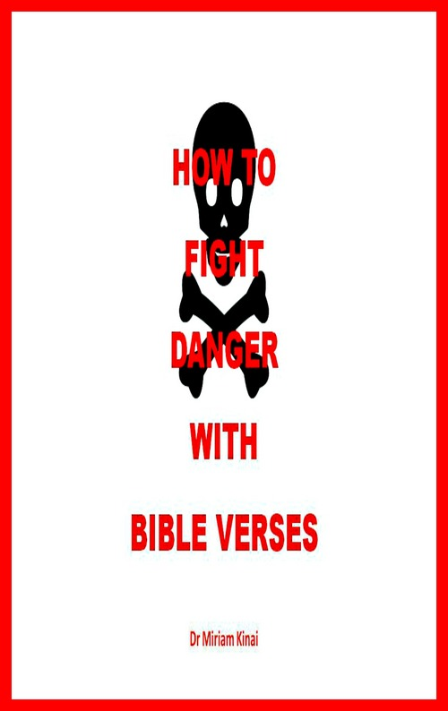Product picture How to Fight Danger with Bible Verses