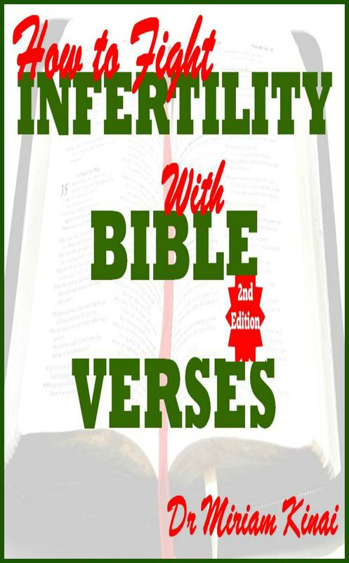 Product picture How to Fight Infertility with Bible Verses 2nd Edition